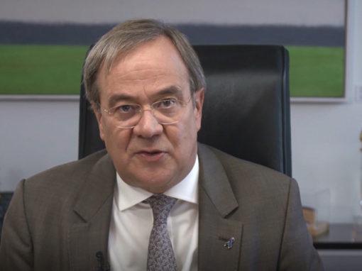 Armin Laschet, Ministerpräsident NRW