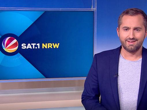 Bastian Halbig, SAT1 NRW