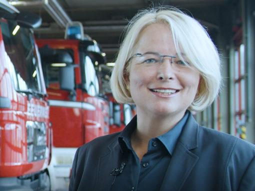 Dr. Sabine Maaßen, Vorstandmitglied thyssenkrupp Steel
