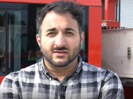 Imsel Bakir, Fernsehjournalist