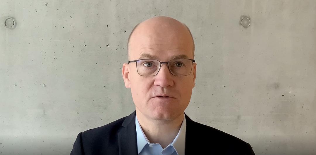 Ralph Brinkhaus, Minister des Bundestages und Fraktionsvorsitzender CDU/CSU