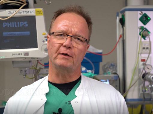 Dr. med. Udo Schniedermeier, Leiter der ZNA Klinikum Dortmund