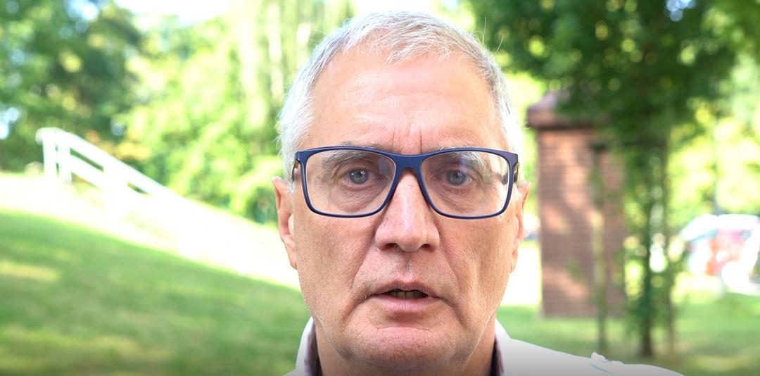 Ulrich, Polizeihauptkommisar a.D. und Vater eines Polizisten