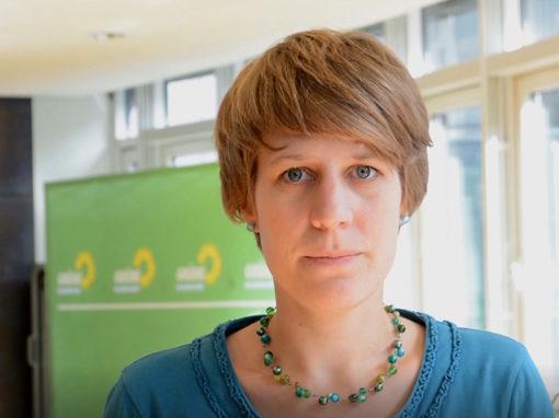 Verena Schäffer, Bündnis 90/Die Grünen